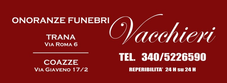 Logo Onoranze Funebri Vacchieri