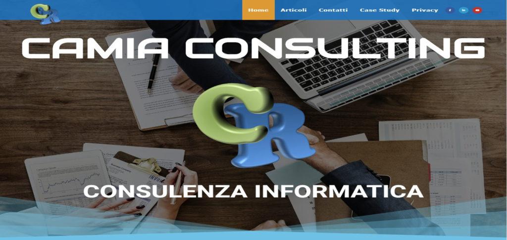 WWW – Realizzazione siti web