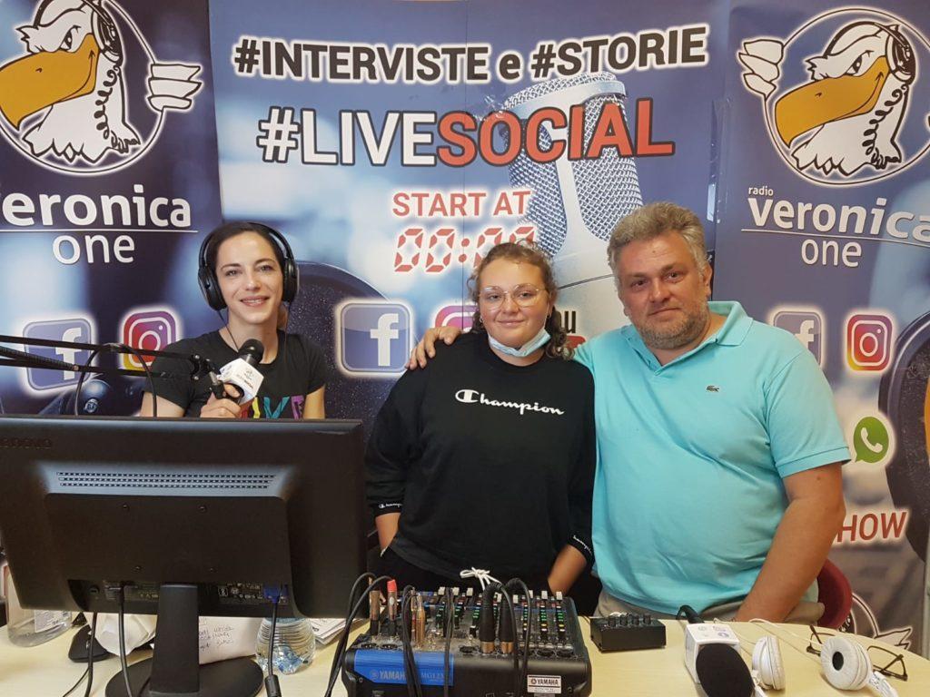 LiveSocial su Radio Veronica One