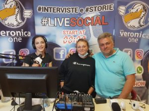 LiveSocial su Radio Veronica One